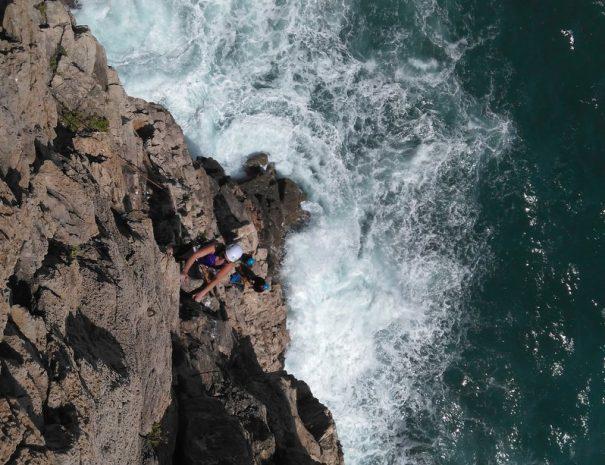 Rock Climbing Guided