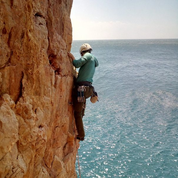 Rock Climbing Guided