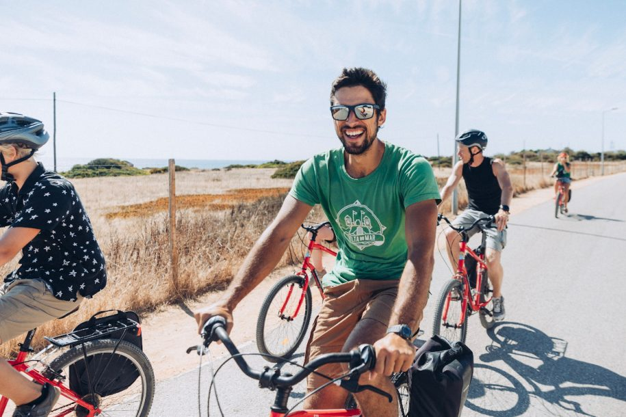 Bike & Wine Tasting Tour